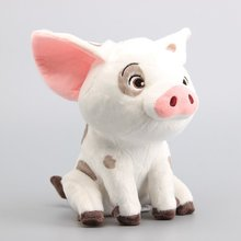"New Arrival Movie Moana Pet Pig Pua Stuffed Animals Cute Cartoon Plush Toy Dolls 8"" 20 CM Children Gift(China (Mainland))"