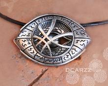 Doctor Strange Grow in Dark Leather Bracelet