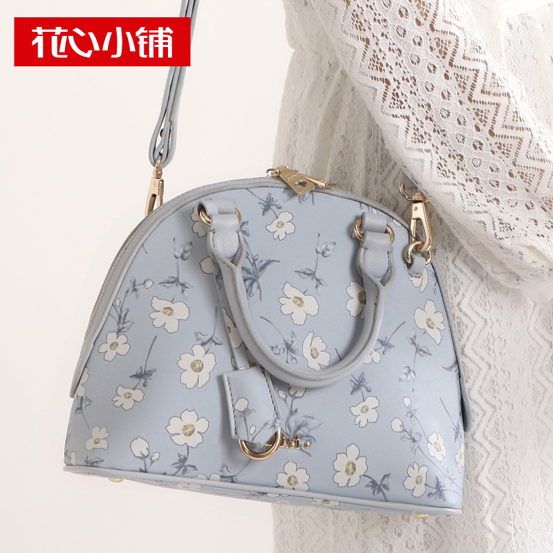Axixi China original Designers brand 2015 new spring and summer flowers Indian shell bag hand shoulder messenger bag for woman(China (Mainland))