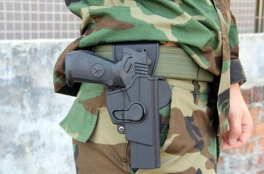 Paragraph M92 pistol holster special rotating waist waist jacket gun holster<br><br>Aliexpress