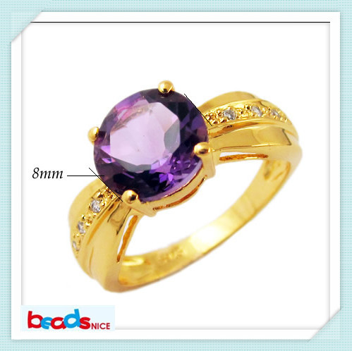 Beadsnice ID25581Marquise Gemstone wedding rings for women sterling silver ring 925