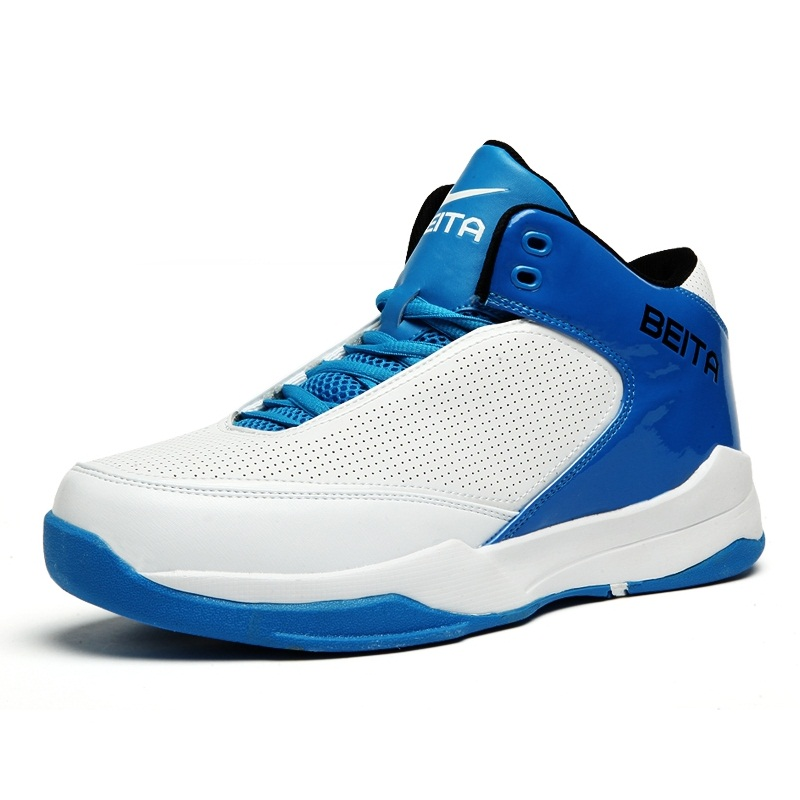 Brand Men Basketball Shoes Breathable Sports Shoes For Men Cushioning Eva Sole Professional Training Shoes Size 39-44 #B2302