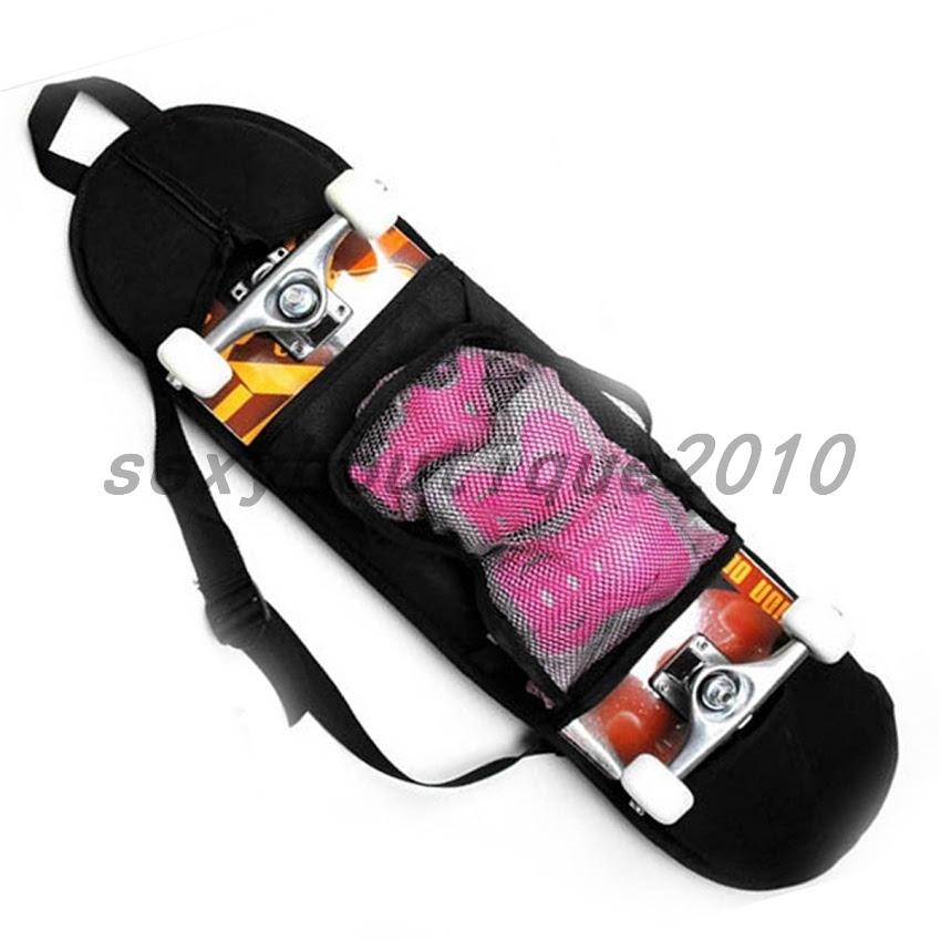 sporting skateboard carry bag longboard deck skate board