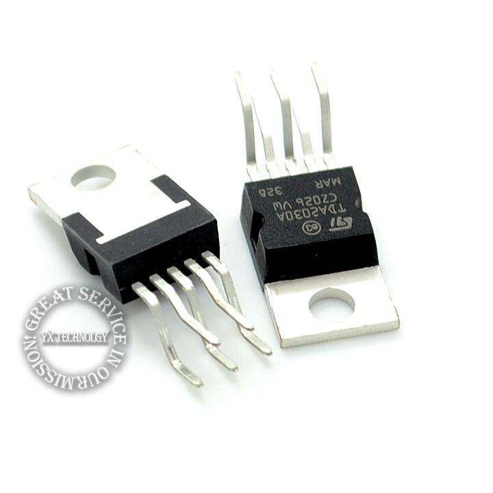 Интегральная микросхема TDA2030 10