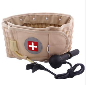 Christmas Gift Spinal Air Traction Physio Decompression Back Belt Back Brace Back Pain Lower Lumbar Support Back Massager(China (Mainland))
