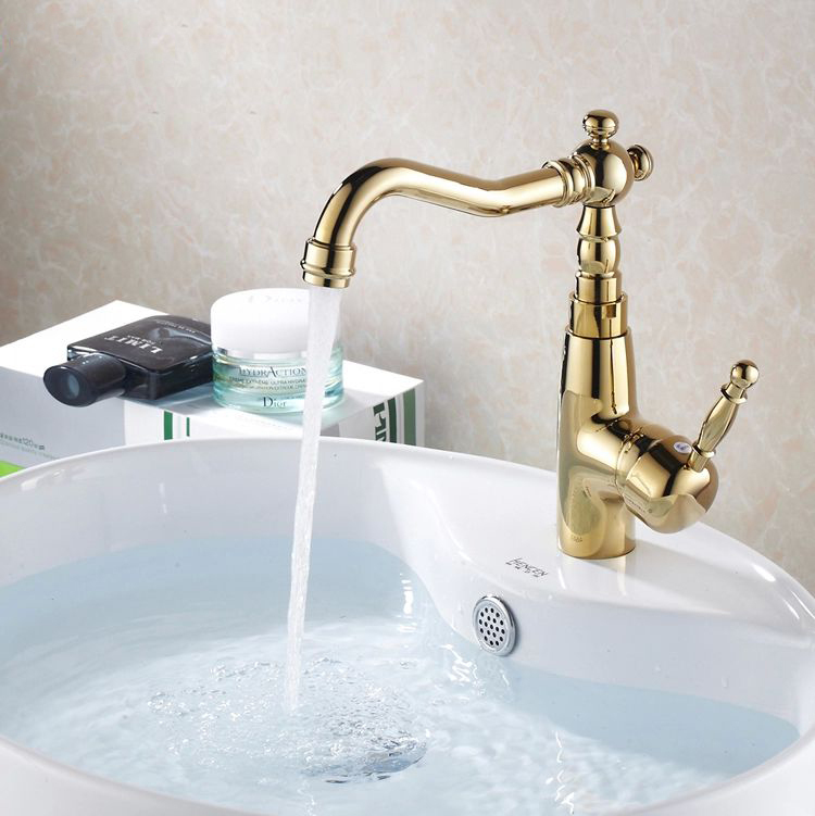 Free Shipping New Style Bathroom Basin Faucet Kitchen Faucet Hot Cold Sin