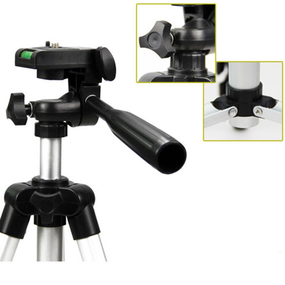 New Professional Mini Monopod Flexible Aluminum Alloy SLR Camera Tripod Stand for For Sony For Canon For Nikon Video Recorders(China (Mainland))