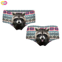 3D Cats Panties Printing Briefs Top Quality New Brand Fashion Women Underwear Seamless Control Panty Sexy AA-2(China (Mainland))