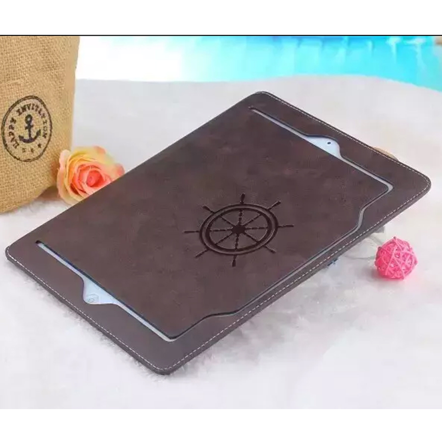 For Apple iPad air 2 9.7 inch PU Leather Business Tablet Case Hand Hold Cover Protective Sleeve for iPad 6<br><br>Aliexpress