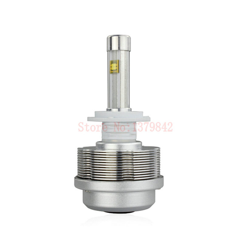 Free Shipping 2Pcs/Lot 30W 12v Car Led Low Beam Headlight Bulb For Volkswagen Polo Variant 2000-2002 Transporter T5 2004-2009<br><br>Aliexpress