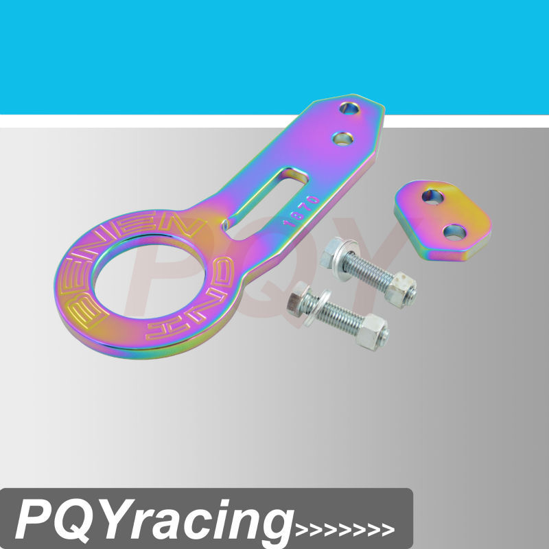 J2 Racing Store- NEO Chrome Universal BENEN Rear Tow Hook For CIVIC For INTEGRA EG EK DC DC2 Tow Hook(China (Mainland))