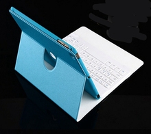 Ultra Slim Bluetooth Keyboard Case Cover for iPad mini 3 / 2 / 1 With 360 Degree Rotation and Comfortable Low-Profile Keys(China (Mainland))