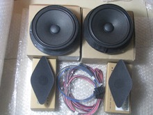 Modified rear speaker bass/speakers that suit to send a whirlwind card buckle for VW  jetta 1KO 035 454 R(China (Mainland))