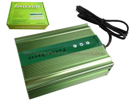 Wholesale Business Type 50KW Single Phase Energy Saver 50000W Power Saver Electriciy Saving Tool & 30PCS/Lot Free Shipping(China (Mainland))