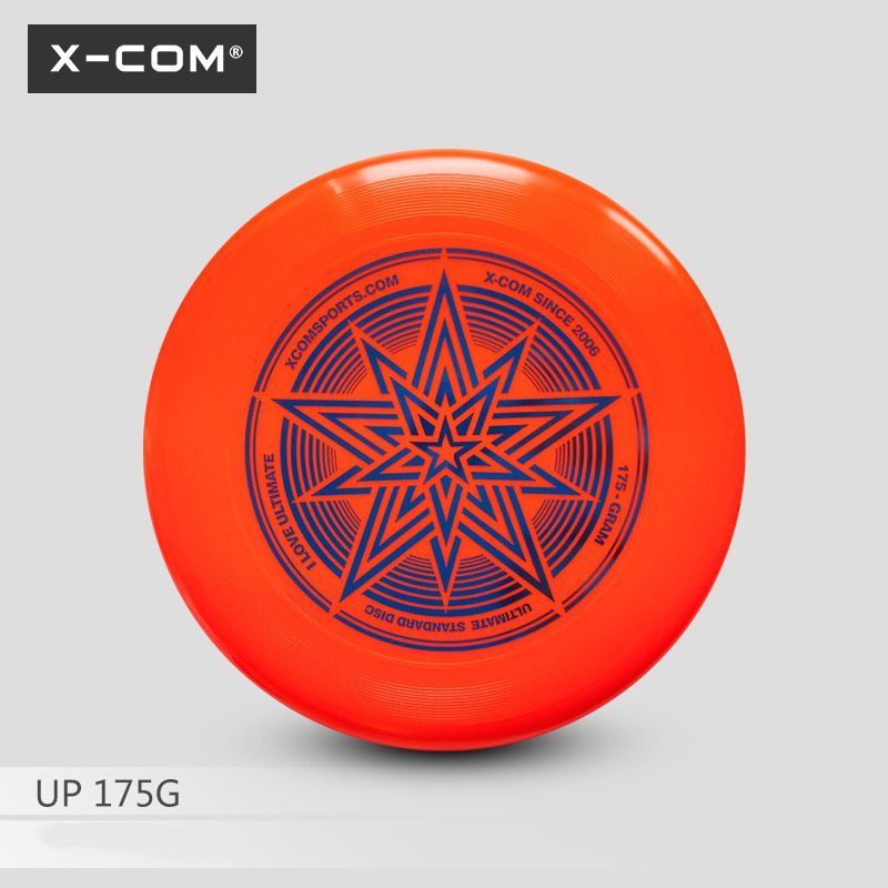 X-COM UP 175g Professional Ultimate Frisbees Ultimate Flying Disc Certified by WFDF(China (Mainland))