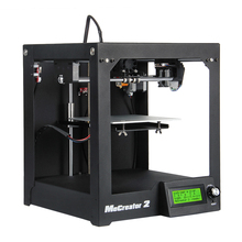 2016 Geeetech Newest High Quality Assembled 3D Desktop Printer Me Creator 2 Diy Machine Kit With
