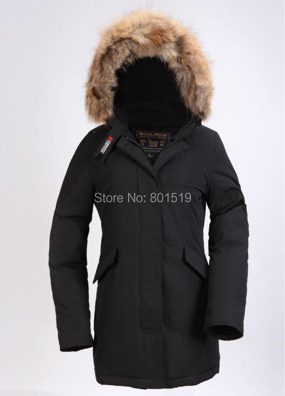 women's coat wool rich jacket winter warm women long style - .jackets store