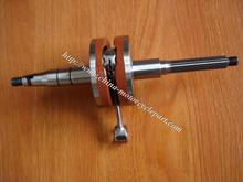 Scooter ATV 50cc 2 stroke Minarelli JOG50 1E40QMB 1PE40QMB Racing Performance Crankshaft +2mm Stroker (for 10mm piston pin)(China (Mainland))