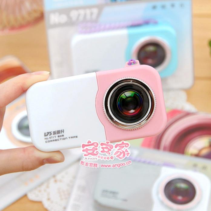 Ann stationery camera style correction tape rasure belt h206(China (Mainland))