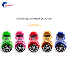 US Stock Clearance!! Promotion! Koowheel 2 Wheel Hoverboard Self Balance Scooter Hover Board Electric Skateboard w/ Bumper Strip(China (Mainland))