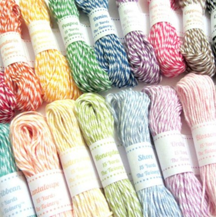 Color Cotton Rope Cotton Colored Rope