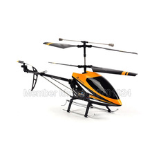 Wholesale Double horse 9101# RC Helicopter,Yellow Color Helicopter Body(BNF)+ Battery,Without Transmitter . Free Shipping.