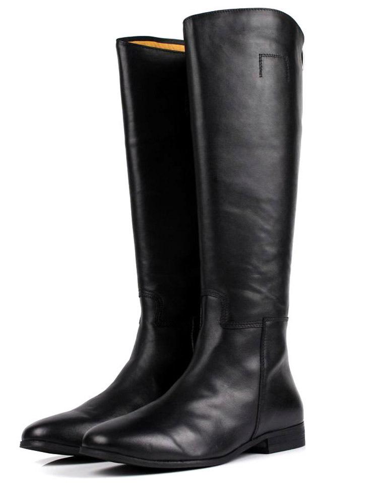 buy large size eur 45 black over the knee mens boots genuine leather motorcycle. Black Bedroom Furniture Sets. Home Design Ideas