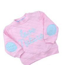 Осень детские толстовки хлопка с длинным рукавом дети толстовка спортивный костюм одежда дети пуловеры прекрасный для мальчики девочки теплая одежда(China (Mainland))