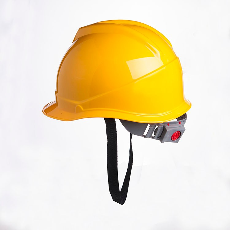 Safety Helmet Construction Head Protection Anti-Collision Hard Hat Work Caps Industrial Engineering Shockproof ABS Material (12)