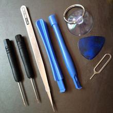 8pcs/set Tool Kit Set Repair For iPhone 3G 4 4G 4S 5 Point Star Screwdriver (China (Mainland))