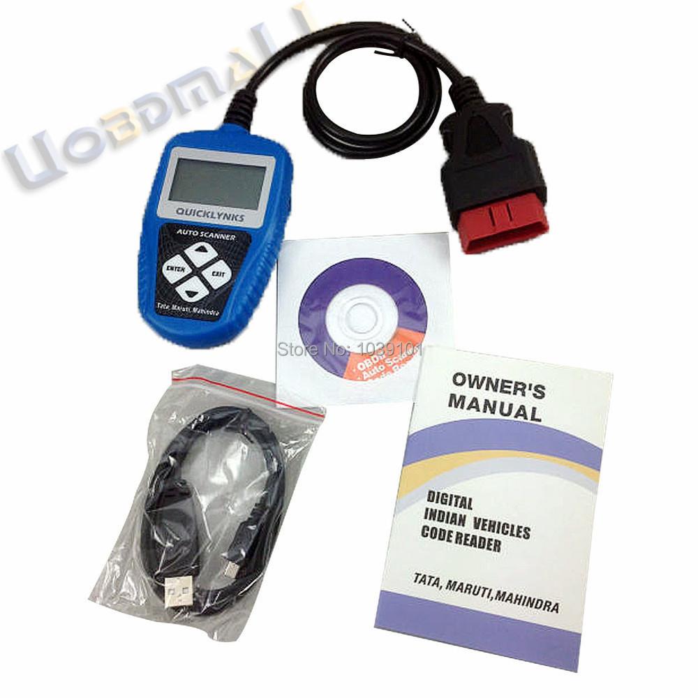 Professional Indian Auto Scan Tool T65 OBD2 Indian Car Diagnostic Code Reader For Mahindra,Maruti,Tata<br><br>Aliexpress