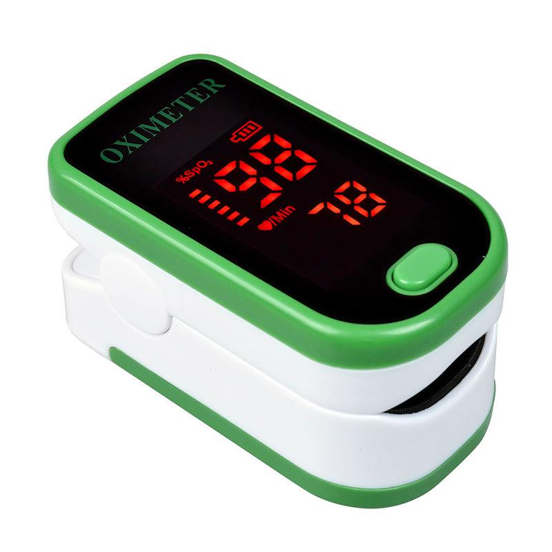 Digital Finger Oximeter Blood Oxygen Saturation SpO2 PR Health Care LED Display CE FDA oximetro de dedo oximetro pulse oximeter(China (Mainland))