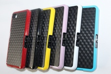 SGP TPU Phone case back cover case for Blackberry Z10 Free shipping(China (Mainland))