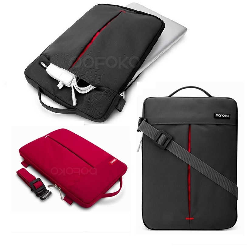 Schoudertas Laptop 13 Inch : Aliexpress koop notebook laptop sleeve case voor