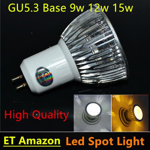10x high lumen cree mr16 gu5 3 led spot light lamp 12v. Black Bedroom Furniture Sets. Home Design Ideas