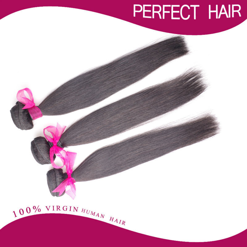 Brazilian virgin hair 3pcs/Lot  Brazilian virgin hair straight 100% unprocessed virgin human hair weave Brazilian straight hair