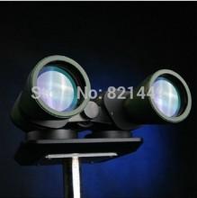 Limitado de tiempo 2015 Telescopio astronómico Telescopio astronómico 20 x 50 prismáticos Hd alta potencia Shimmer Visual concierto no ir