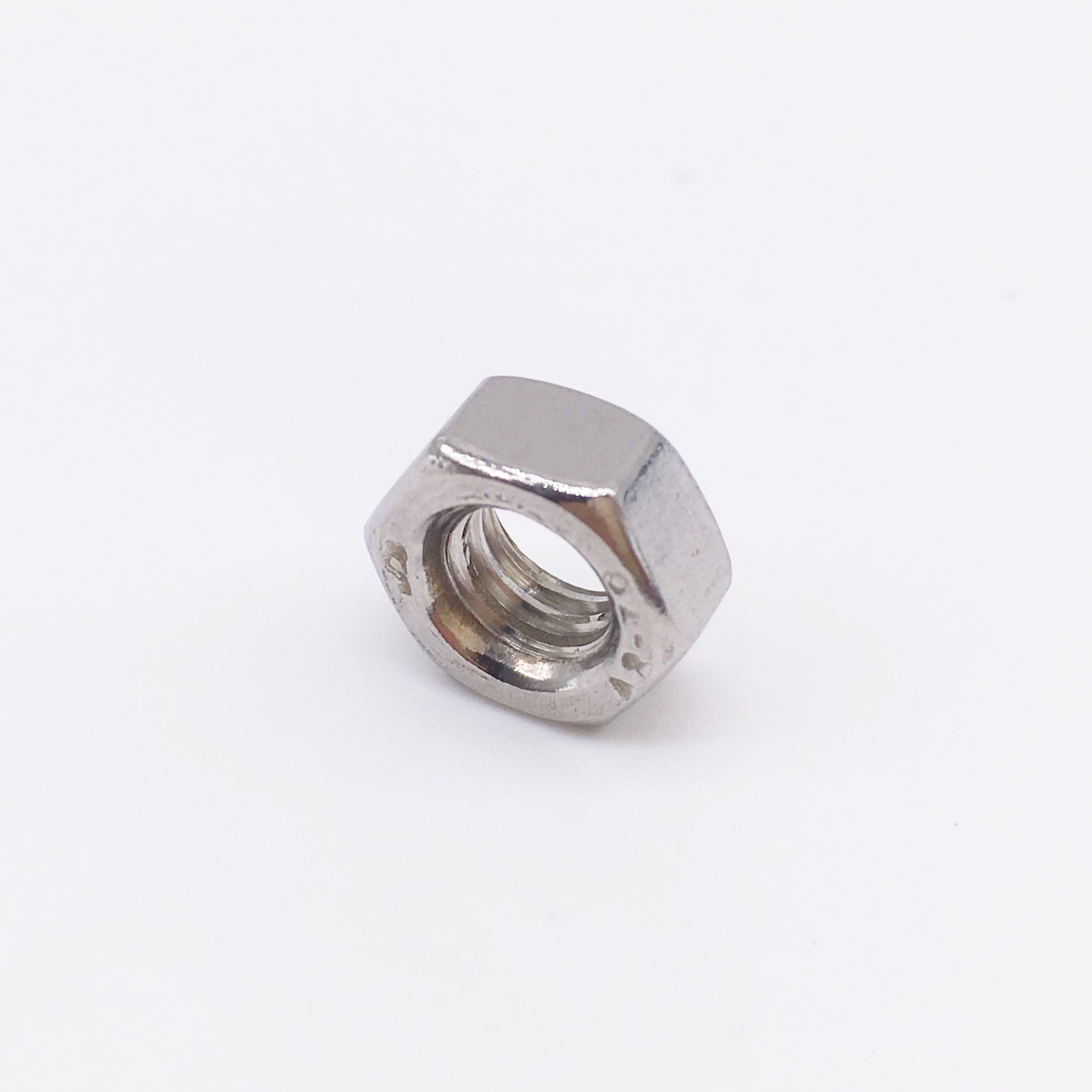 500pcs/lot  DIN934 material 304 stainless hexagonal nuts M4<br><br>Aliexpress