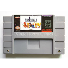Buy Super Nintendo SFC/SNES Game Final Fantasy IV Video Game Cartridge Console Card US English Version for $18.00 in AliExpress store