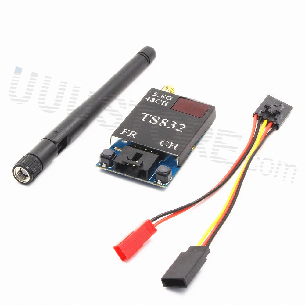 Singapore Freeship! 2013 NEW,FPV 5.8G 600mW 32 Channel Wireless Audio/Video A/V transmitter  for  FPV, TS832