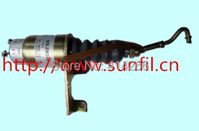 Фотография Wholesale Fuel Shutdown Solenoid Valve 1751-24RU1B2S1 for Bosch RSV 1751-24 solenoid right mounted
