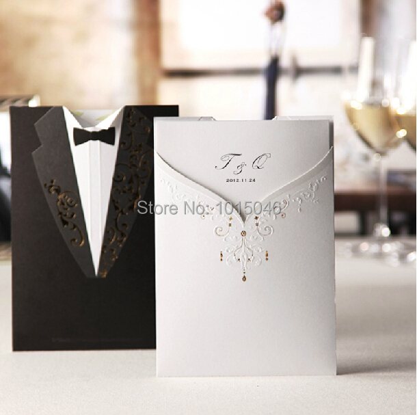brides bride groom stationery ideas