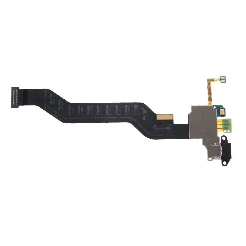 iPartsBuy New Accessory Parts Charging Port & Microphone Ribbon Flex Cable Replacement for Xiaomi Mi Note Mobile Phone