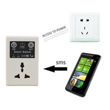 EU plug Cellphone Phone PDA GSM RC Remote Control Socket Power Smart Switch free shipping