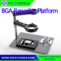F-204 repairing platform Hot Air Gun Holder/Clamp, For Mobile Phone , Laptop Repair BGA Rework Tool Kit