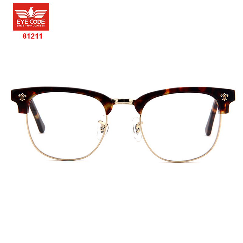 2015 NEW Designer reading eye glasses Retro Brand Round ...