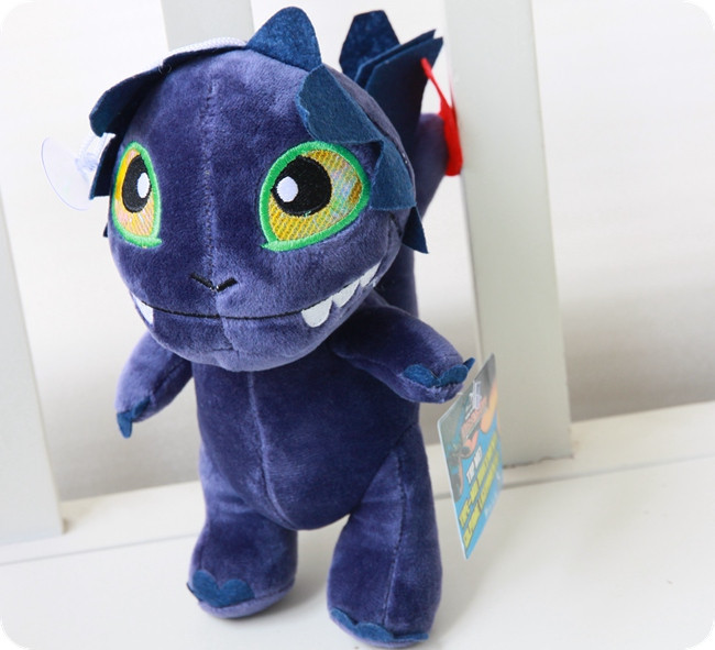 7 Pieces/lot Cute Design Dragon Chaser Plush Set Soft Stuffed Toys 20cm Height(China (Mainland))