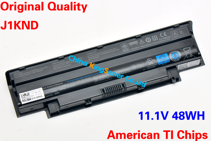 Hot Sale Original Quality New Laptop Battery for DELL Inspiron 13R 14R 15R 17R N4010 N3010 N5010 N5030 N7010 04YRJH J1KND J4XDH(China (Mainland))