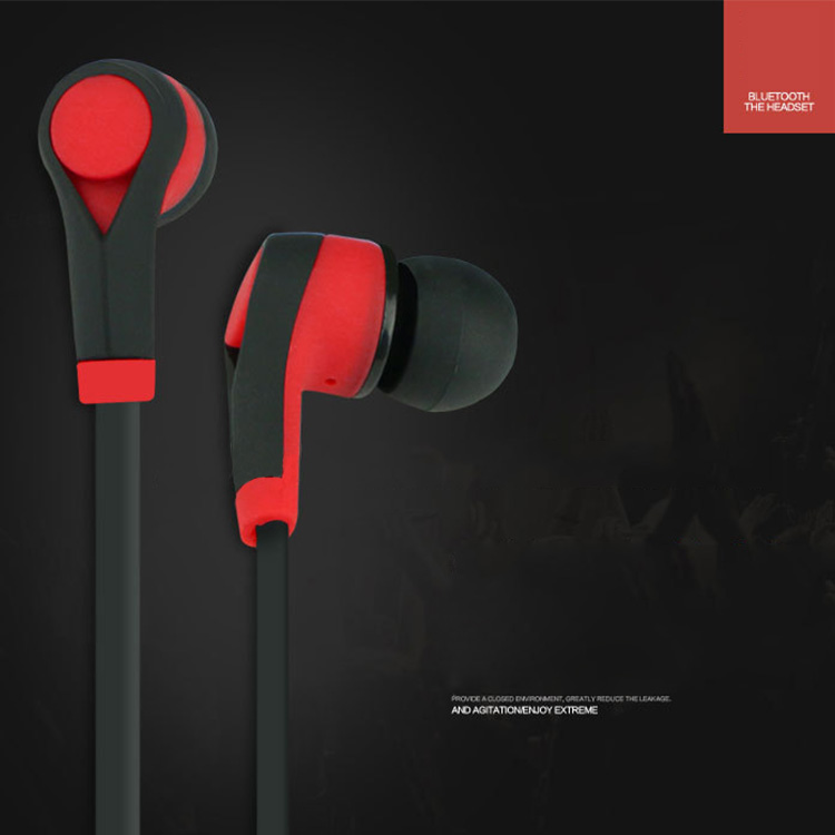TTILFE New 2016 Wireless Sports Headset Earphone Bluetooth Headphone Audifonos with Mic For All Phone of 4 colors