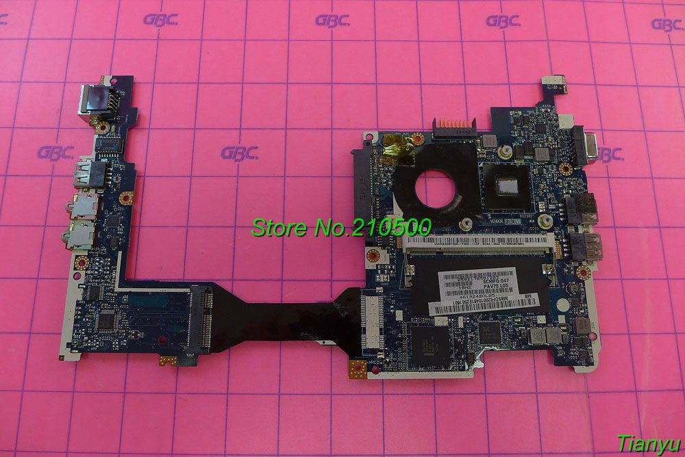 For ACER Aspire One D255 Atom N450 1.66GHz MBSDF02001 LA-6221P laptop motherboard All Functions Good Work(China (Mainland))